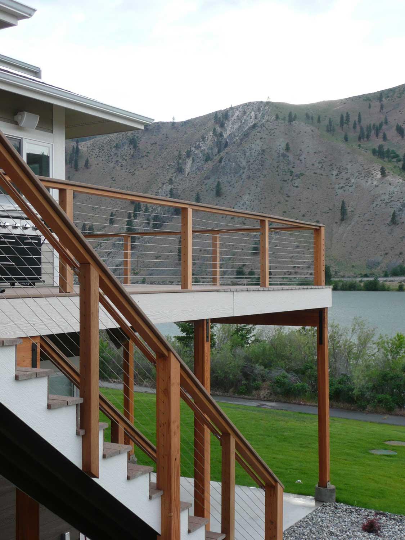 McMaster Side Deck