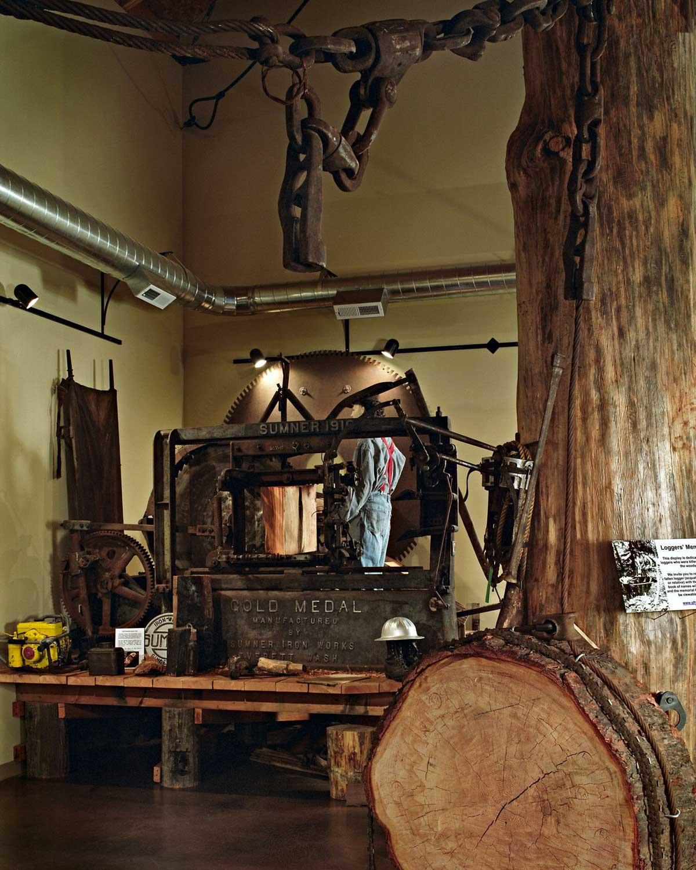 Granite Fals Museum Gold Metal