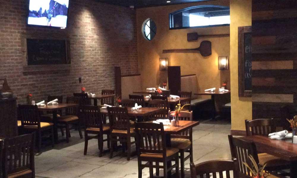 Moxies Dining Area