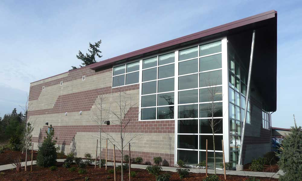 Woodinville Way Front Side View